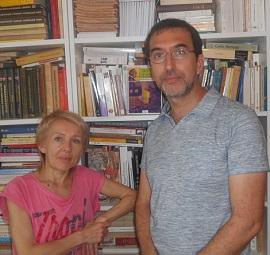 Patrice et Viktoriya Lajoye
